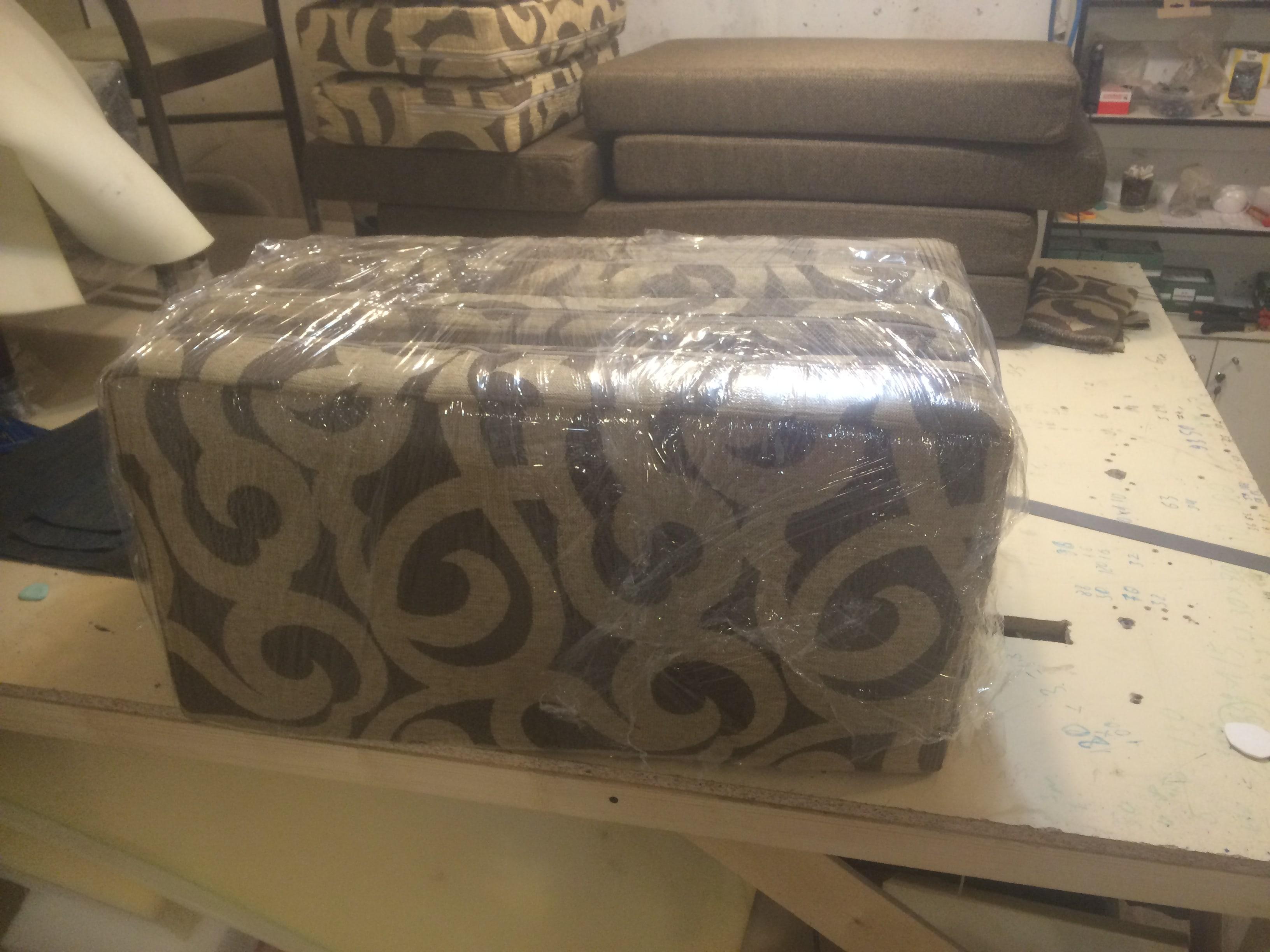 Пошив мебельных чехлов